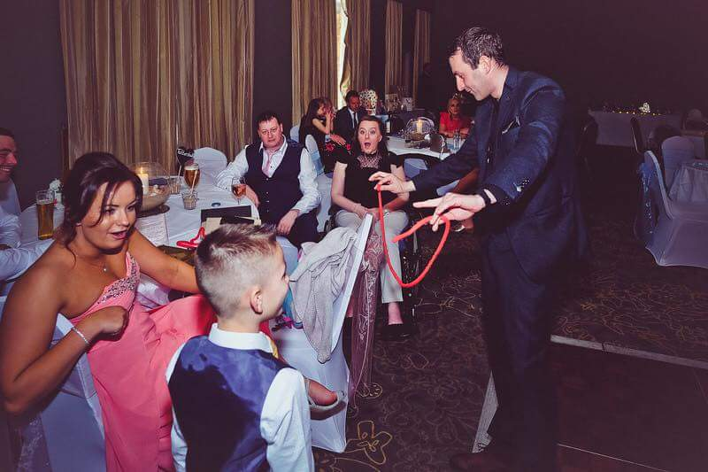 West Yorkshire Magician
